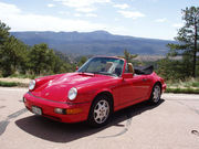 1990 Porsche 911Carrera 4 convertable
